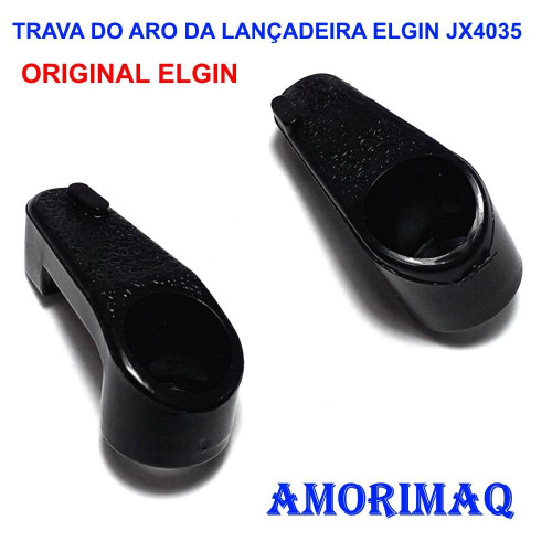Trava Do Aro Da Lançadeira Elgin Genius Plus Jx-4035